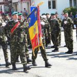 ARGEŞ: Virtutea Militară în Grad de Cavaler pentru curajul militarilor...