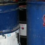 CĂLĂRAŞI: Bomba din şopron! Poliţiştii au confiscat 522 de litri de de...