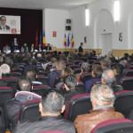 DÂMBOVIŢA: Fermierii din sudul judeţului i-au vorbit ministrului Agric...