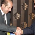 TELEORMAN: Prefectul, preşedintele CJ şi primarul Alexandriei, partene...