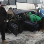 IALOMIŢA: Doi poliţişti de la Transporturi Navale au murit într-un acc...