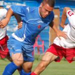 FOTBAL: Ionuţ Petculescu, la primul gol pentru CS Afumaţi