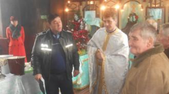 politisti biserica ulmeni 2