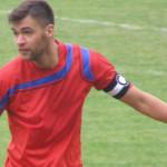 FOTBAL: Gâldău a pus punct carierei fotbalistice la 25 de ani