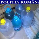DÂMBOVIŢA: Contrabandă cu băuturi alcoolice şi ţigări la Hulubeşti