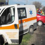IALOMIŢA: Cinci victime într-un accident cu patru maşini: un tir, un a...