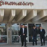 DÂMBOVIŢA: A fost odată un simbol al oraşului... Fostul cinematograf I...