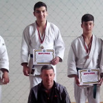 JUDO: Raphael Pavel, medalie de bronz la Miercurea Ciuc