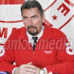 GEST: Crucea Roşie Dâmboviţa îşi sărbătoreşte ziua în stradă, răspunzâ...