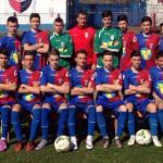 FOTBAL: Debut victorios pentru juniorii B de la Chindia