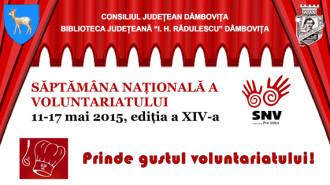 saptamana voluntariatului