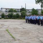FOTO: 20 de jandarmi din cadrul IJJ Dâmboviţa au fost avansaţi în grad