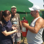 TELEORMAN: Nereguli cu carul în timpul campaniilor de recoltare a cere...