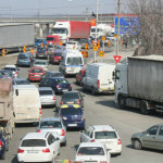 INFO TRAFIC: Circulaţie restricţionată la intrare în municipiul Piteşt...