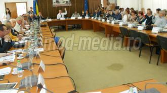 Proiectul de hotărâre a trecut cu votul consilierilor PSD şi al unora dintre independenţi