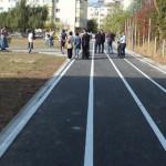 DÂMBOVIŢA: Primăria Târgovişte a modernizat baza sportivă de la Şcoala...