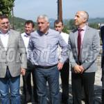 DÂMBOVIŢA: Ministrul Iulian Matache a promis că va repara podurile de ...