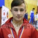 KARATE: Ionuţ Simion, vicecampion european la juniori