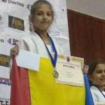 """JUDO: Xenia Chiţu, medaliată cu aur la turneul internaţional """"Mureşul ..."""