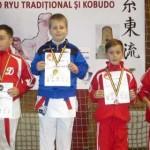 187 de sportivi au participat la CN de Karate Shito Ryu organizat la T...