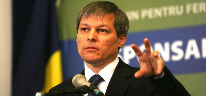 Dacian Cioloş (Sursa foto: expunere.com)