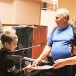 DÂMBOVIŢA: Moş Nicolae le-a adus daruri juniorilor lui Urban Titu