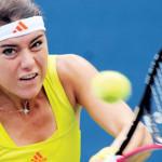 TENIS: Sorana Cîrstea a urcat în semifinalele Turneului de la Guaruja,...
