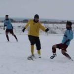 FOTBAL: Jucătorii lui Urban Titu au revenit la antrenamente