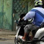 DÂMBOVIŢA: Plimbarea pe motoretă, plătită cu... dosar penal