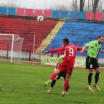 Fotbal: Chindia Târgovişte a urcat în fotoliul de lider al seriei
