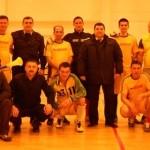 COMPETITII: Jandarmii, tari la fotbal