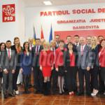 ALEGERI: 56.865 de semnături pentru susţinerea candidaţilor PSD la Con...