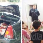 CĂLĂRAŞI: Poliţiştii au bucurat mai mulţi copii nevoiaşi, oferindu-le ...