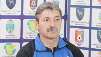 Nicu Croitoru, antrenor Chindia Târgovişte