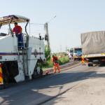 CNADNR repară DN71, Bâldana-Sinaia, şi construieşte pod nou la intrare...