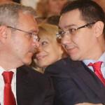 Victor PONTA, atac dur la adresa colegului Liviu DRAGNEA