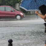 COD GALBEN: Vânt, ploaie şi grindină, începând de joi, 2 iunie
