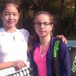 TENIS: Oana Marinescu, finalistă la dublu la Sport Palace Cup