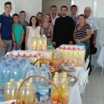 EXEMPLU: Arhiepiscopia Târgoviştei a donat alimente pentru Căminul de ...