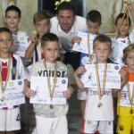 FOTBAL: Kinder Târgoviște a câștigat turneul Junior Cup Viitorul Argeș