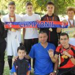 RADIO ORIENTARE: Târgoviştenii au dominat Campionatele Naţionale Indiv...