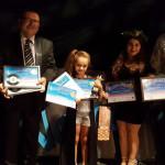 TALENT: Selena Bobeică, două premii întâi la Festivalul