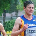ATLETISM: Cristian Stoean, argint în cursa de 3.000 de metri obstacole