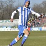 FOTBAL: Morenarul Andrei Ivan, marcatorul de serviciu al Craiovei