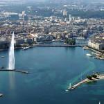VIDEO: Geneva, oraşul de pe malul celui mai mare lac din Europa!