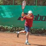 """TENIS: Vasile Duță, de la CS Târgovişte, învingător la """"Trofeul  4 Ten..."""