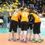 VOLEI: CSM Târgoviște luptă pentru calificarea în finala Cupei Românie...