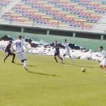 FOTBAL: Chindia, remiză cu SCM Pitești în cel de-al patrulea test de v...