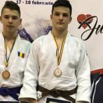 JUDO: Dănuț Pechea, de la CS Târgoviște, a devenit vicecampion naționa...