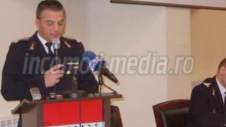 col. Raoul Ilie Constantinescu - inspector şef ISU Dâmboviţa